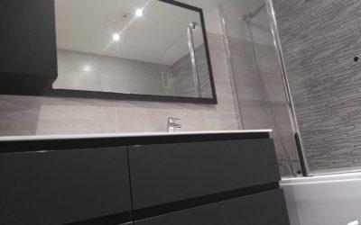 Instalación mueble de baño